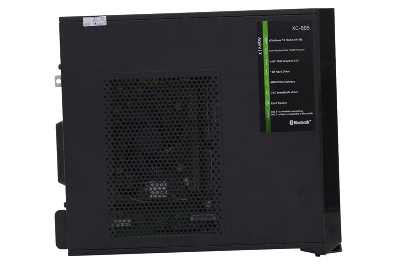 Cấu hình Acer Aspire XC-885 DT.BAQSV.010