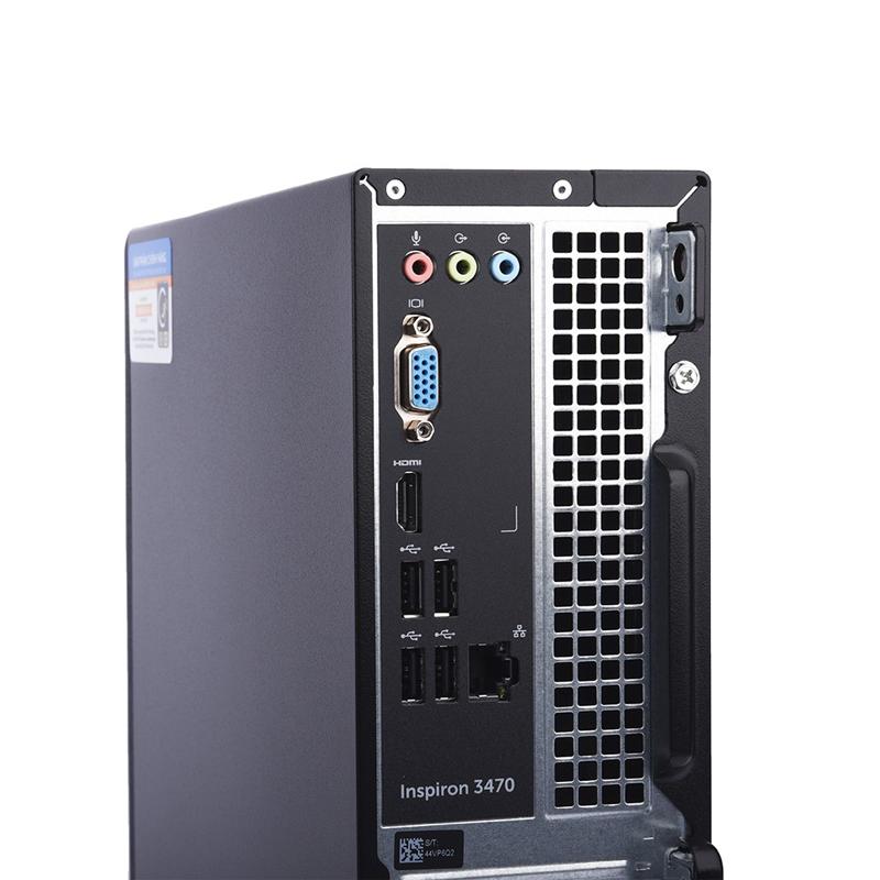 Các cổng kết nối trên Dell Inspiron 3470 STI51315W-8G-1T-2G