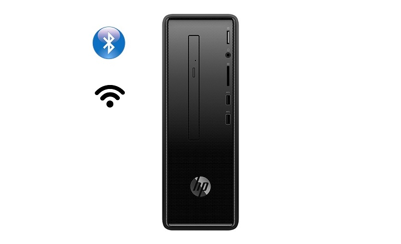 Kết nối không dây dễ dàng hơn - Máy tính bộ HP 290-p0026d i5 8400/4GB/1TB/Win10 (4LY08AA)
