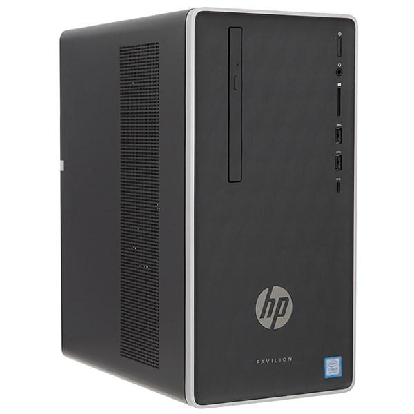 Máy tính để bàn HP Pavilion 590 p0111d i5 9400/8GB/1TB/Bàn phím&Chuột/Win10 (6DV44AA)