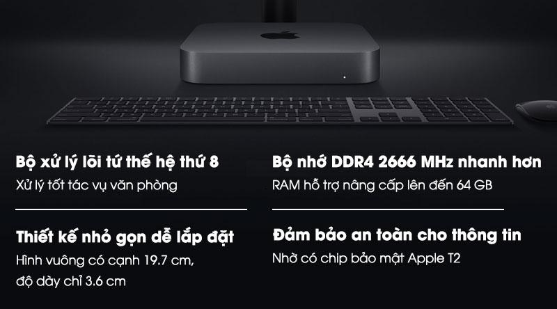 Apple Mac Mini i3 3.6GHz/8GB/256GB (MXNF2SA/A)