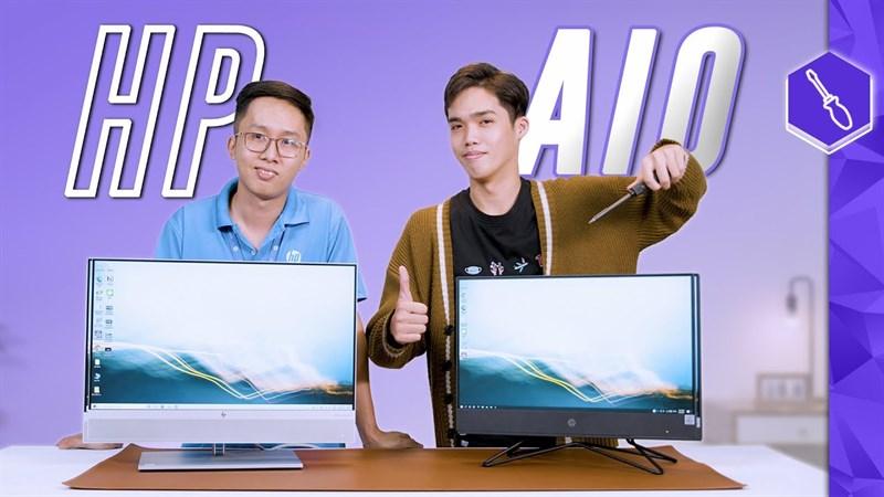 HP 205 Pro G4 AIO R5 4500U 23.8 inch (31Y21PA)
