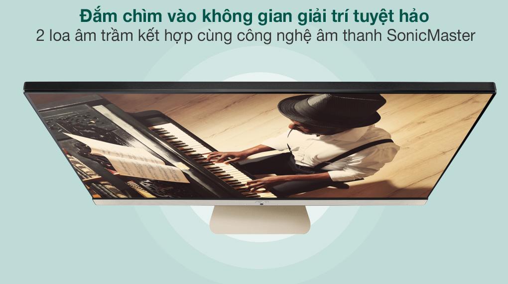 Asus Vivo AIO V222FAK i5 10210U/8GB/512GB (BA220T) - Âm thanh