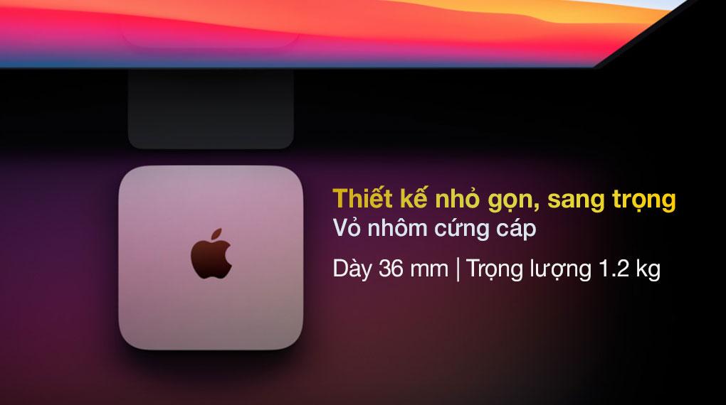 Mac Mini M1 8GB/256GB/Silver (MGNR3SA/A) - Thiết kế