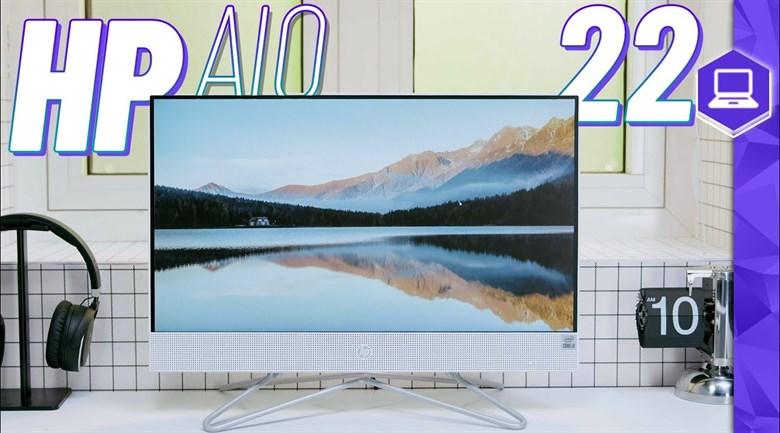 HP AIO 22 df0131d i3 10100T 21.5 inch (180N4AA)