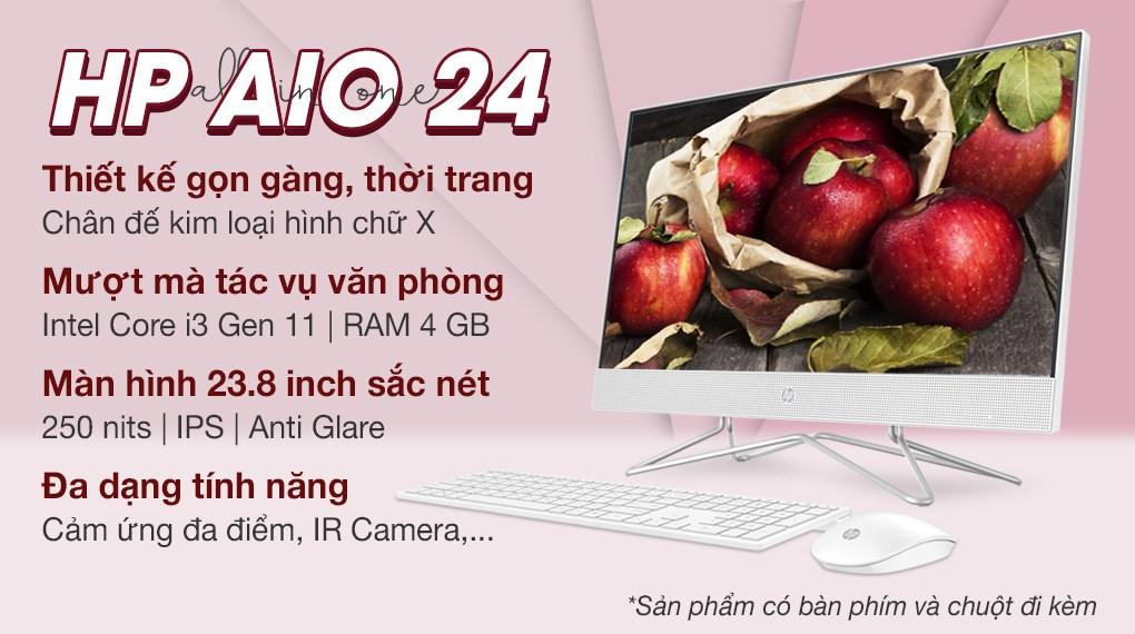 HP AIO 24 df1032d i3 1125G4/23.8 inch/Touch (4B6E5PA)