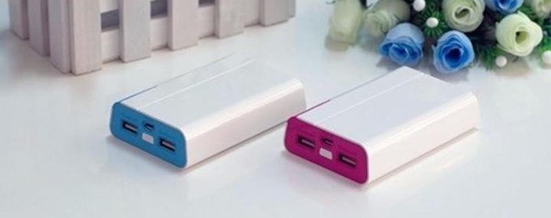 Pin sạc dự phòng Arun 8400 mAh - 2 màu sắc lựa chọn