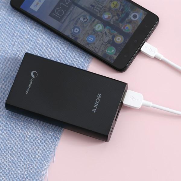 Pin sạc dự phòng Polymer 8700mAh Sony CP-V9/BC ULA