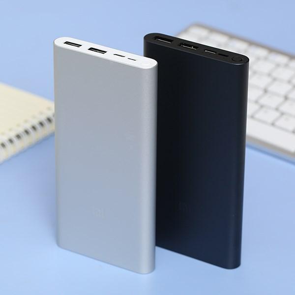 Pin sạc dự phòng Polymer 10.000mAh Xiaomi Mi 18W Fast Charge Power Bank 3