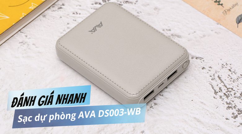 AVA DS003-WB