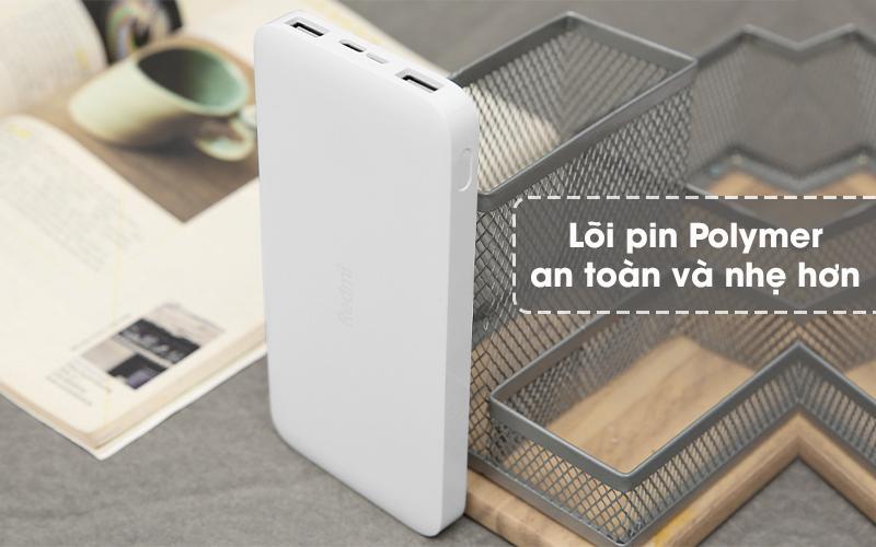 Polymer 10.000mAh Xiaomi Redmi Type C VXN4286GL - Lõi pin