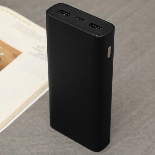 Pin sạc dự phòng Polymer 20.000mAh Xiaomi Type C 3 Pro VXN4254GL Đen