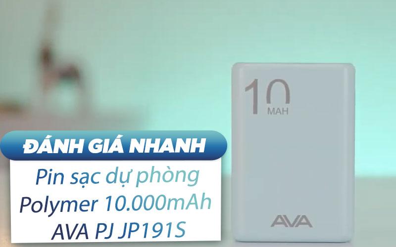 AVA PJ JP191S