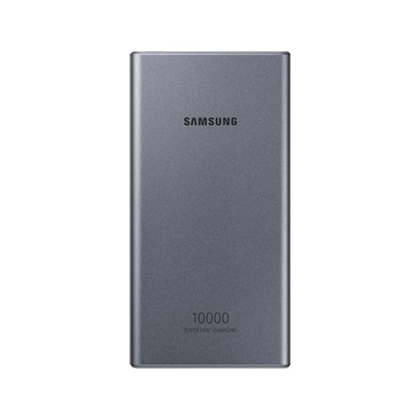 Pin sạc dự phòng Polymer 10.000mAh Type C PD 25W Samsung EB-P3300 Xám