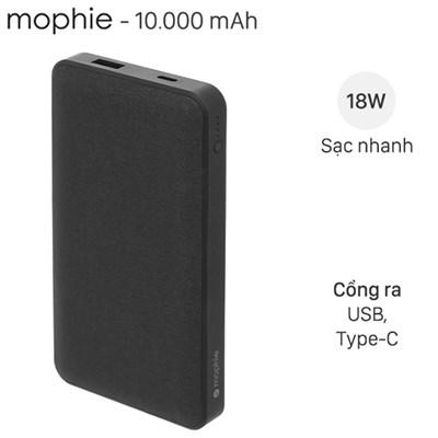 Mophie 10.000 mAh Powerstation