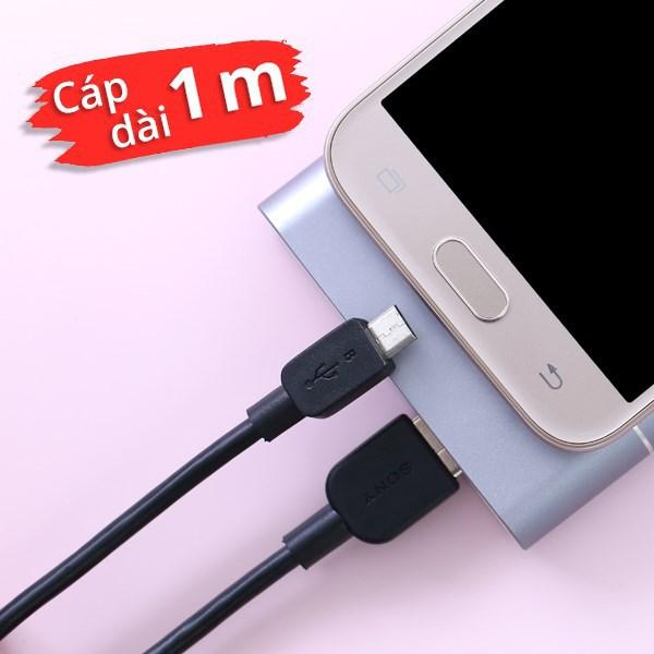 Cáp Micro 1 m Sony CP-AB100 1 m