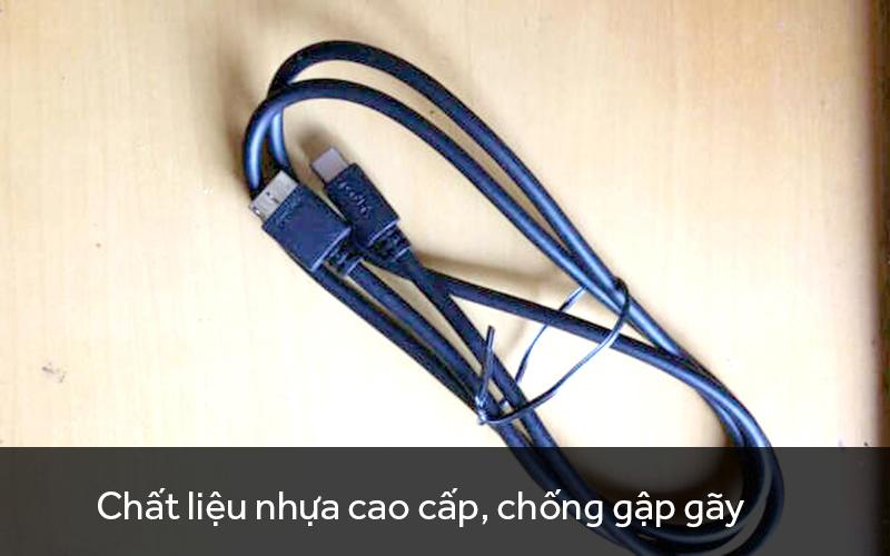 Cáp chuyển Type C sang Micro USB 3.0 1m Prolink PB484-0100 | vuivui.com