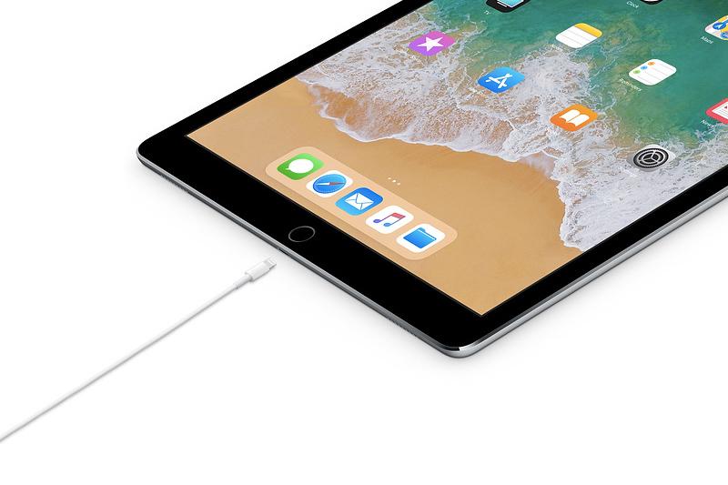 Cáp Type C - Lightning 1m Apple MQGJ2 Trắng - kết nối ipad