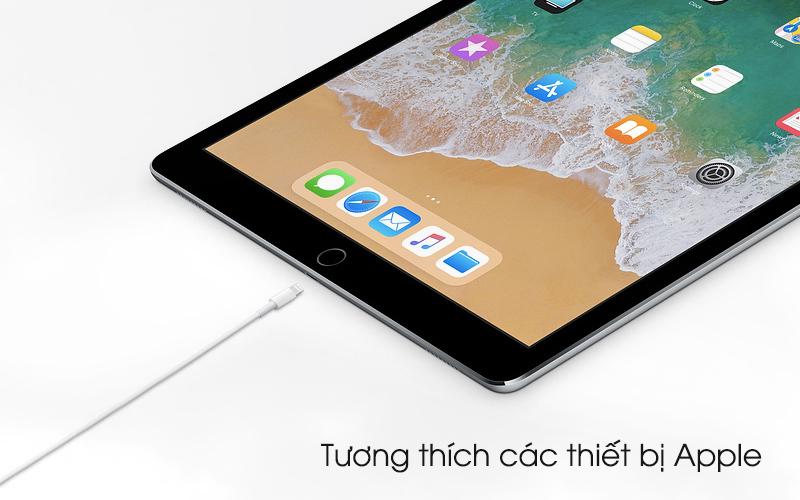 Tương thích các thiết bị của Apple - Cáp Type C - Lightning 1m Apple MQGJ2 Trắng