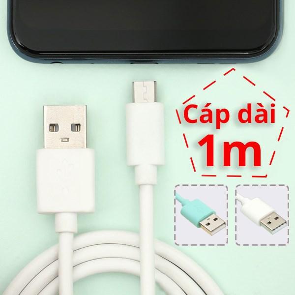 Cáp Micro 1m AVA LTPL-05