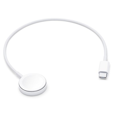 Cáp sạc không dây Apple Watch Magnetic Type C 0.3 m Apple MU9K2 Trắng
