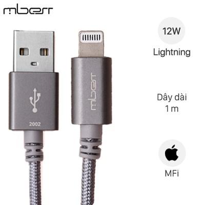 Cáp Lightning Mbest DS286-WB