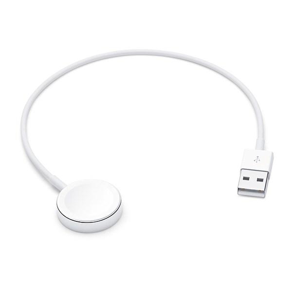 Cáp sạc không dây Apple Watch Magnetic 0.3m Apple MX2G2 Trắng