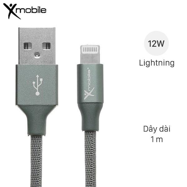 Cáp Lightning Xmobile LTL-01X