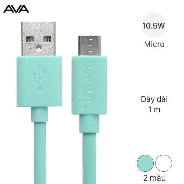 Cáp Micro 1m AVA LTPL-05X