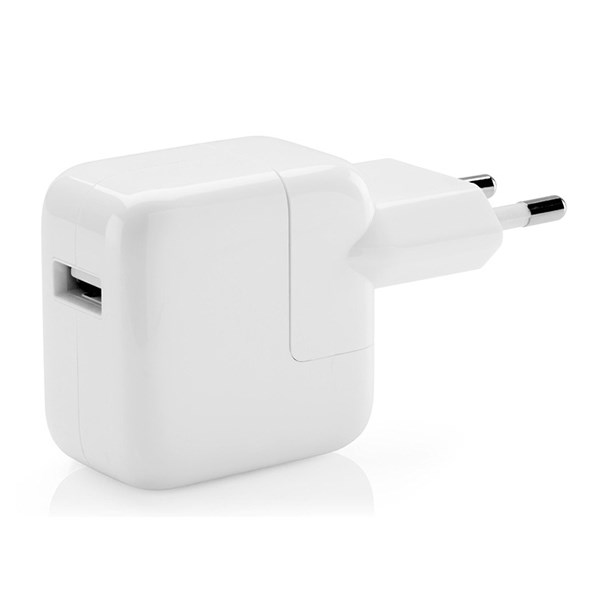 Adapter Sạc 12W dùng cho iPhone/iPad/iPod Apple MGN03 Trắng