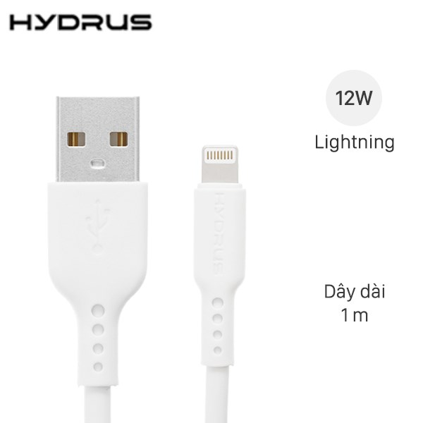 Cáp Lightning Hydrus DR-L03