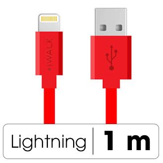 Dây cáp Lightning MFI 1 m iWalk