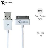 Cáp iPhone 4 - iPhone 4s Xmobile
