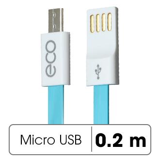 Dây cáp Micro USB 0.2 m Eco MU09-200