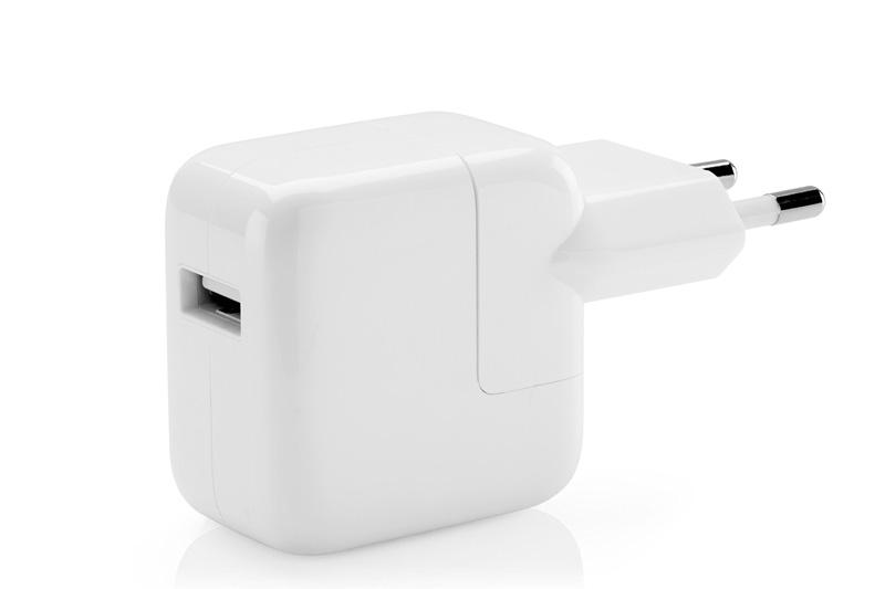 Adapter sạc 12W Apple iPad MD836ZM - Phù hợp với hầu hết các dòng iPhone, iPad, iPod