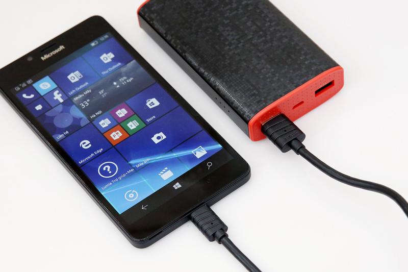 Dây cáp Type C 1 m iWalk CST013-001A - Sạc pin cho điện thoại bằng pin sạc dự phòng