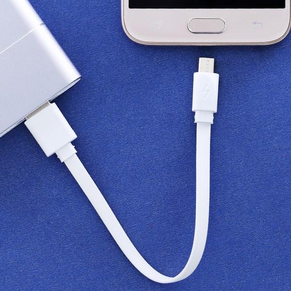 Dây cáp Micro USB 20 cm e.Saver BST-0728