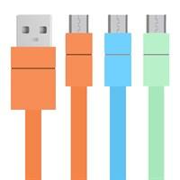 ខ្សែសាក Micro USB 20cm eSaver DS026