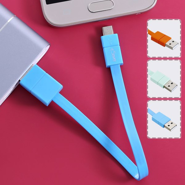 Dây cáp Micro USB 0.2 m eSaver DS026