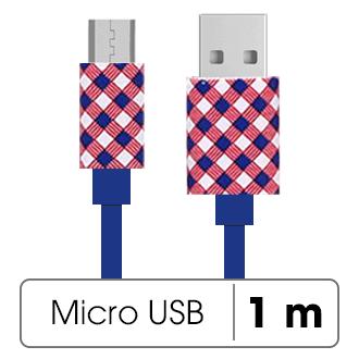 Dây cáp Micro USB 1 m eSaver DS120-TB