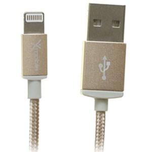 Cáp Lightning X mobile AL06-200 Gold