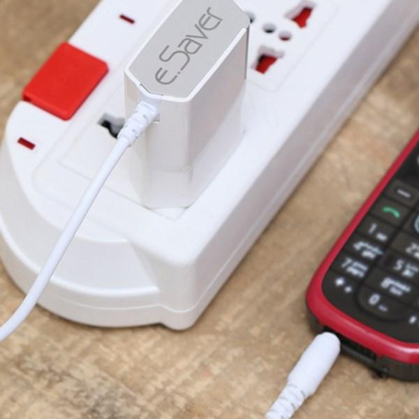 Sạc dây Nokia đầu nhỏ 1 m e.Saver X032 Trắng