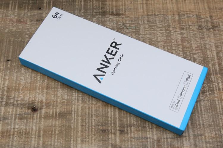 15k - Cáp sạc Anker cho iPhone 1.8m full box giá sỉ và lẻ rẻ nhất