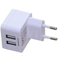Adapter Sạc 2.4A XMobile DS133-TB Trắng
