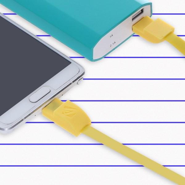 Dây cáp Micro USB B 0.4 m Cliptec Wrist Bracelet OCC101