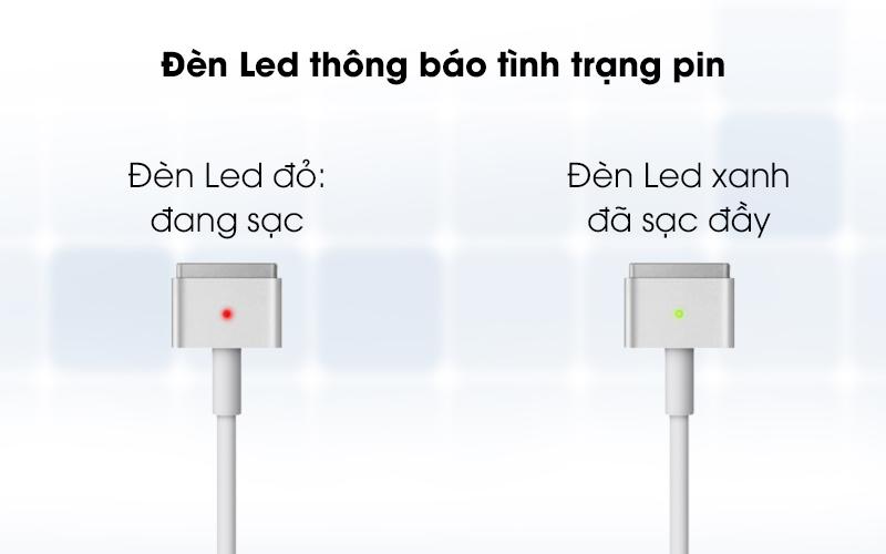 Adapter sạc 45W Apple MacBook Air D592 cò đèn Led tiện lợi