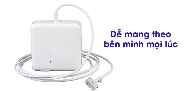 Adapter sạc 45W Apple MacBook Air D592 dễ mang theo