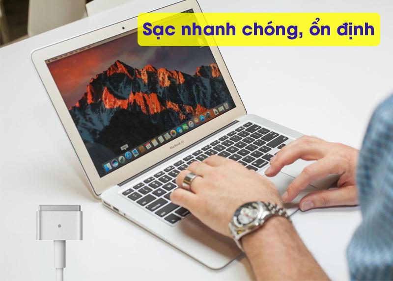 Adapter sạc 45W Apple MacBook Air D592 sạc nhanh chóng, ổn định