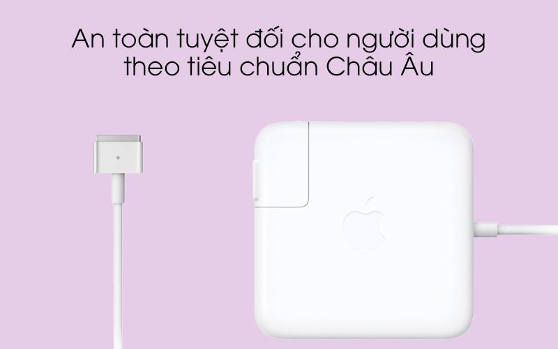 Adapter sạc 60W Apple MacBook Pro 13 inch MD565 an toàn cho người dùng