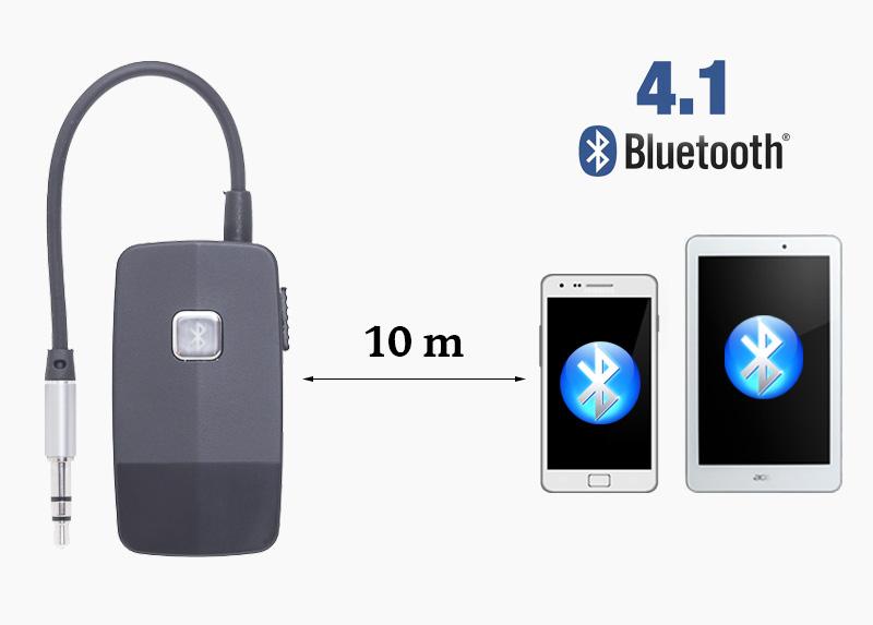 Adapter Bluetooth cổng 3.5mm Roman J205 - Sử dụng công nghệ tiên tiến